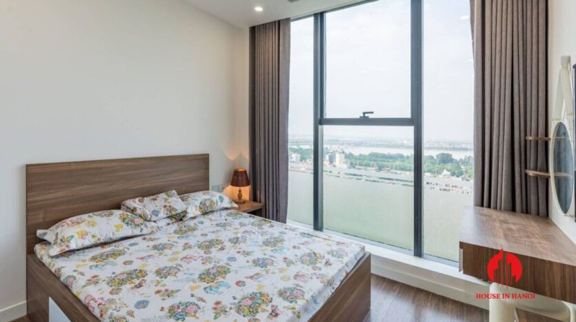 red river view apartment in sunshine city 5