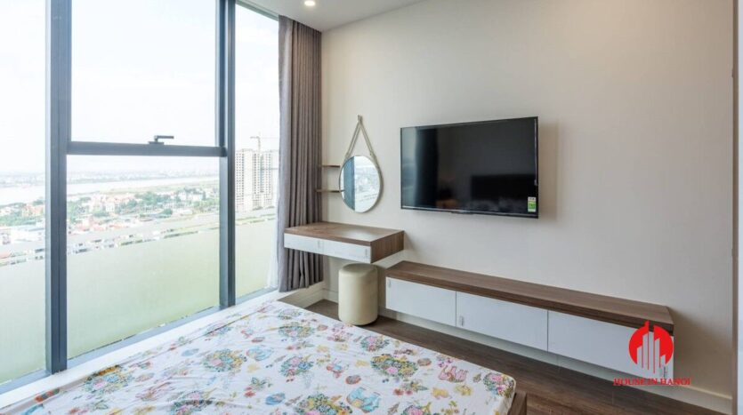 red river view apartment in sunshine city 7