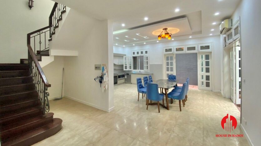 well renovated villa for rent in ciputra t block 13