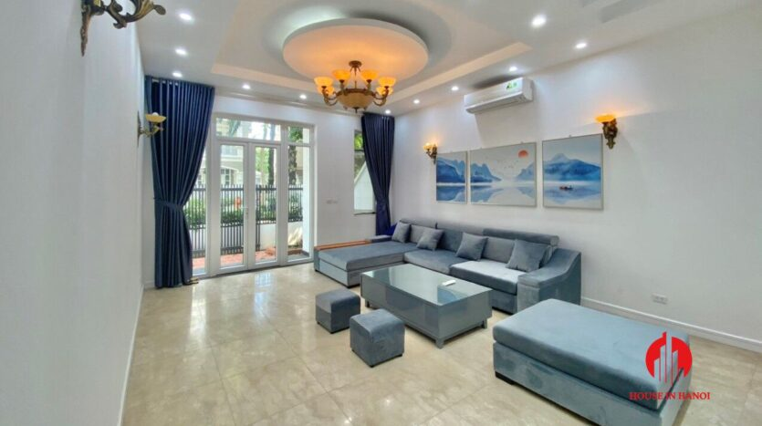 well renovated villa for rent in ciputra t block 14