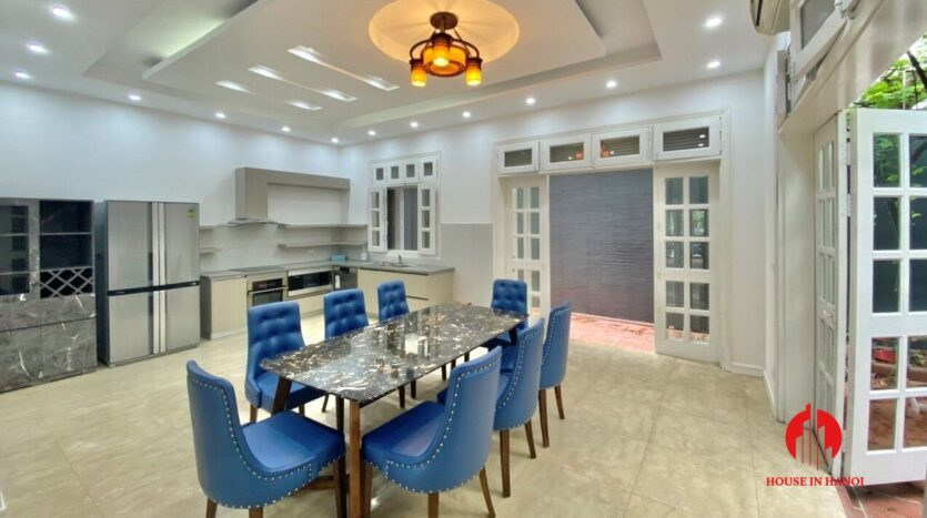 well renovated villa for rent in ciputra t block 2