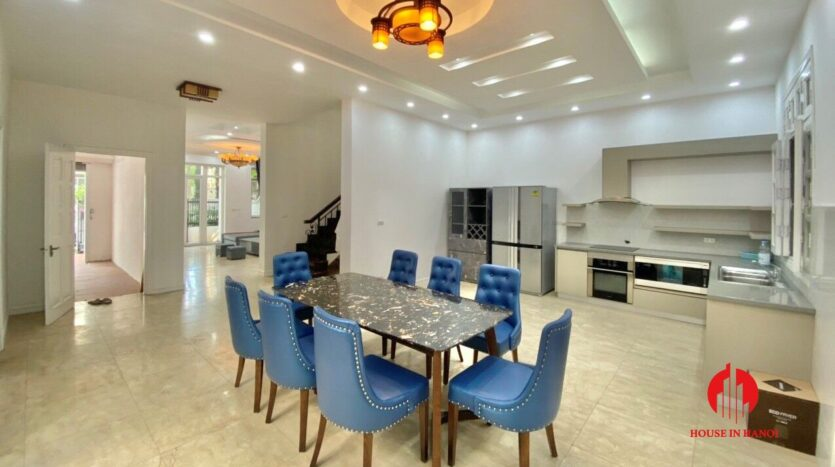 well renovated villa for rent in ciputra t block 7