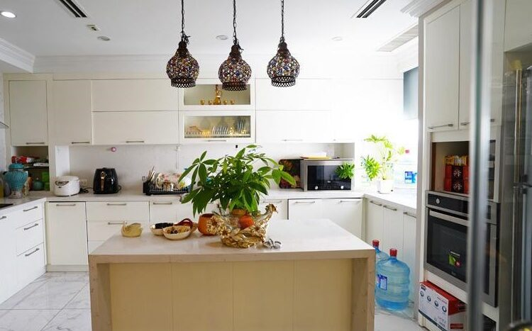 big apartment for rent in ba dinh 5