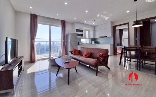 golf view 2 bedroom apartment in ciputra l5 12