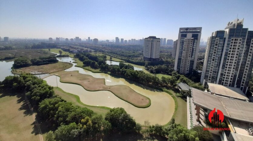 golf view 2 bedroom apartment in ciputra l5 15