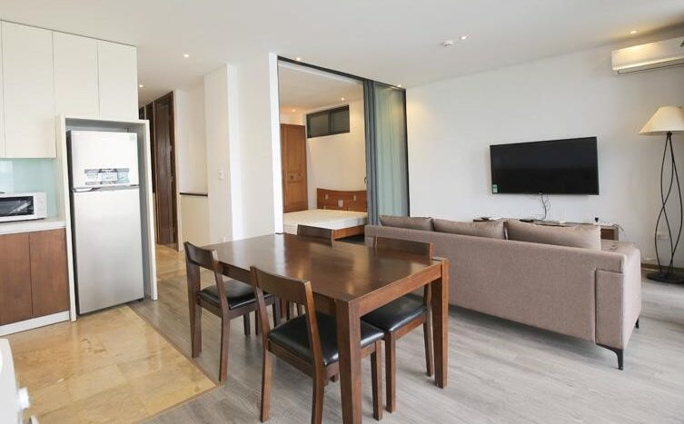 lake view 2 bedroom apartment on quang khanh 19