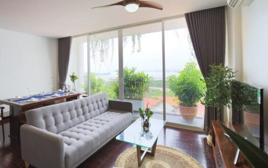 overwhelming 3 bedroom apartment for rent on to ngoc van 4