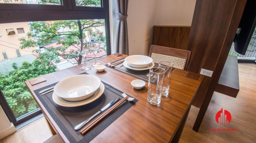zen style apartment on linh lang ba dinh 20
