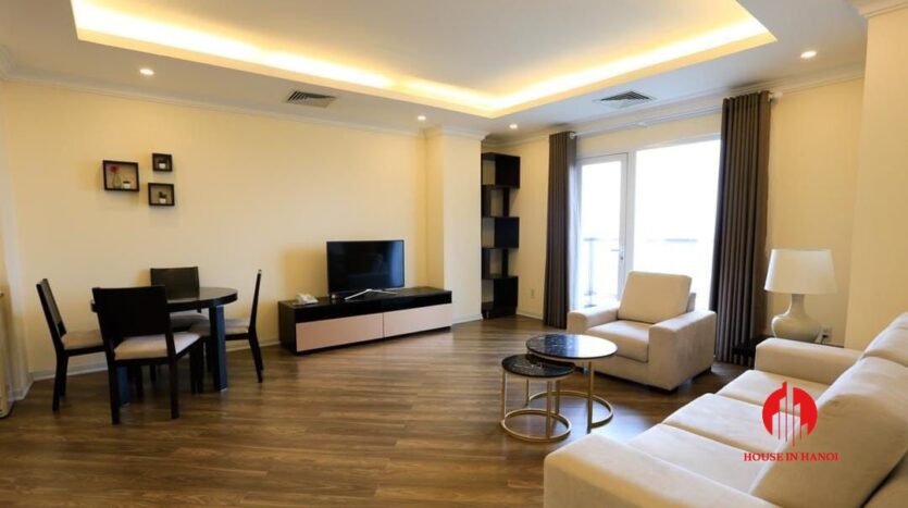 apartment in skyline tower truc bach 10