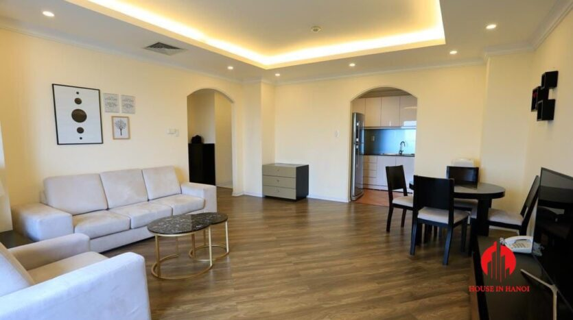 apartment in skyline tower truc bach 6
