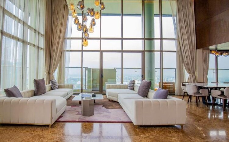 penthouse for rent in quang an tay ho westlake 1
