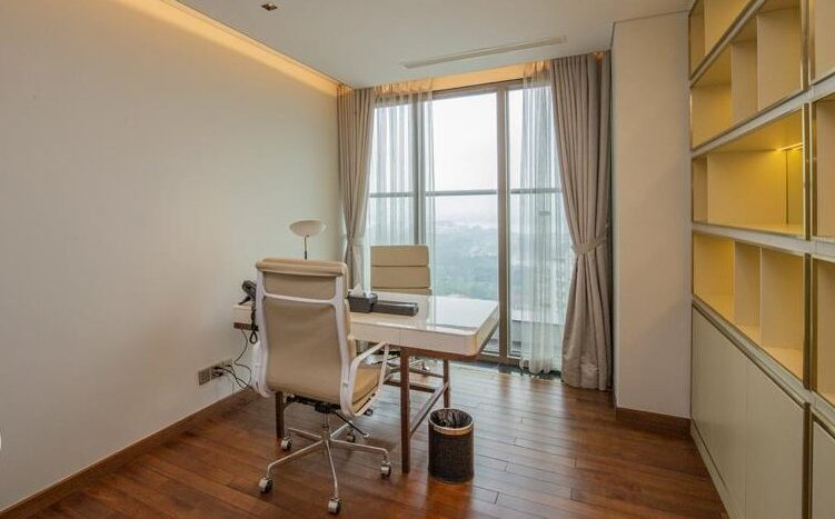 penthouse for rent in quang an tay ho westlake 17