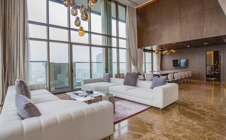 penthouse for rent in quang an tay ho westlake 2