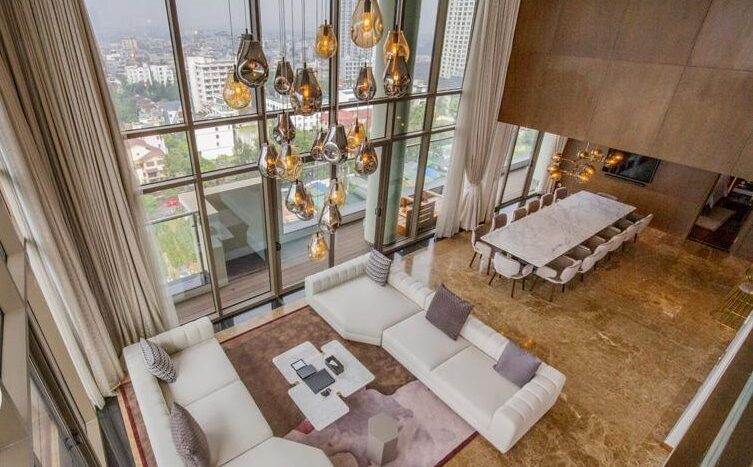penthouse for rent in quang an tay ho westlake 4