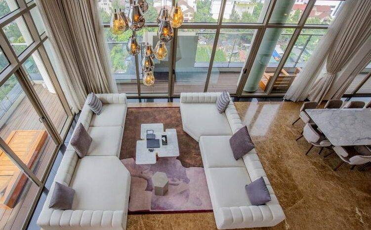penthouse for rent in quang an tay ho westlake 5