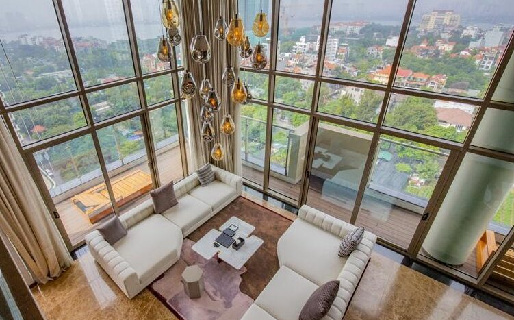 penthouse for rent in quang an tay ho westlake 6