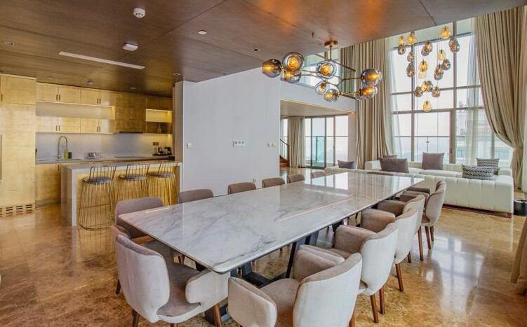 penthouse for rent in quang an tay ho westlake 8