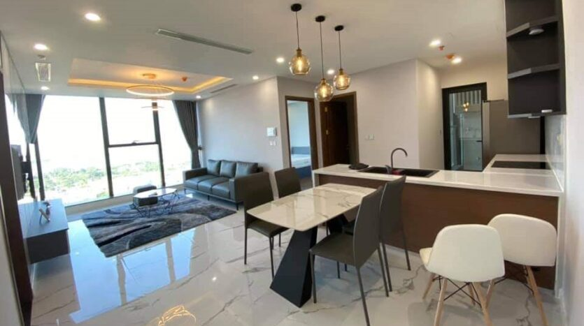 cheap lake view 2 bedroom apartment in sunshine city 2