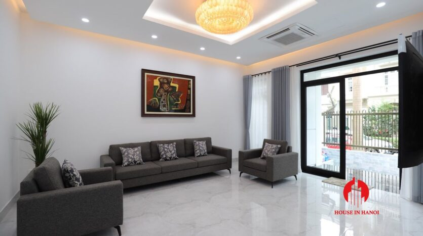 new villa for rent in c4 ciputra near sis 12