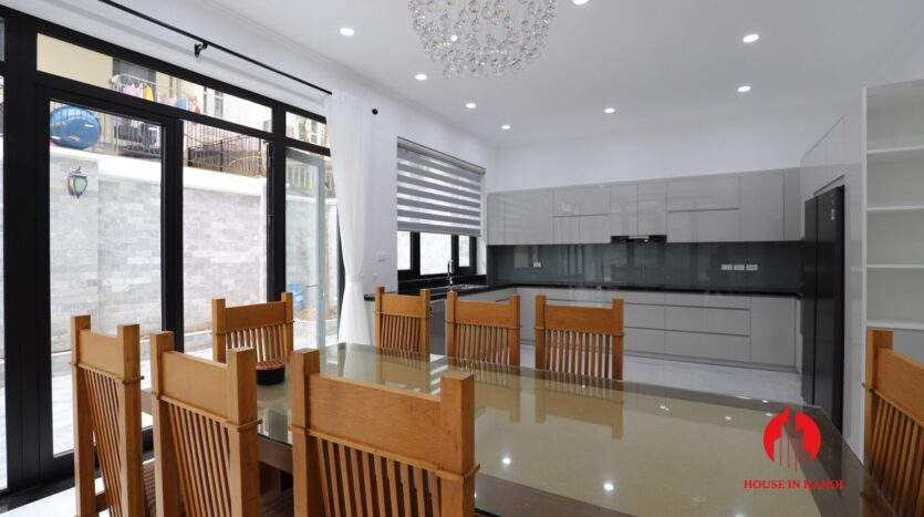 new villa for rent in c4 ciputra near sis 9