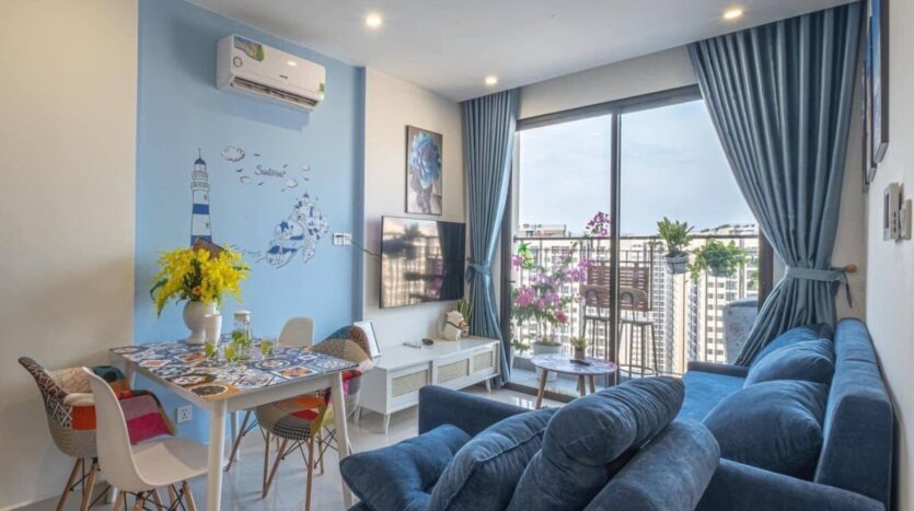 Comfortable 2BDs apartment for rent at Vinhomes Smart City Grand Sapphire 3 1200x900 1