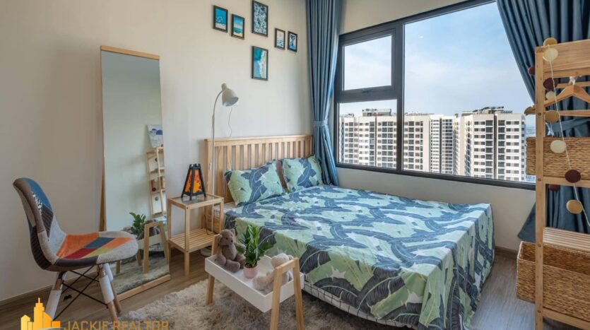 Comfortable 2BDs apartment for rent at Vinhomes Smart City Grand Sapphire 8