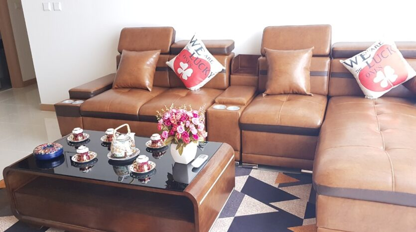 Cordial Apartment with 2 Bedrooms for Rent near Vo Chi Cong street 10