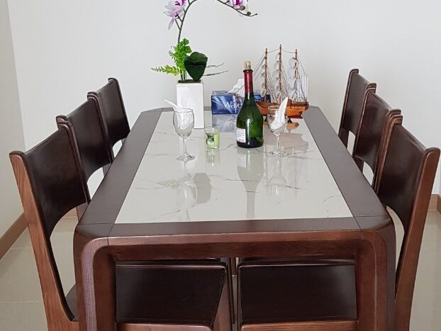 Cordial Apartment with 2 Bedrooms for Rent near Vo Chi Cong street 12