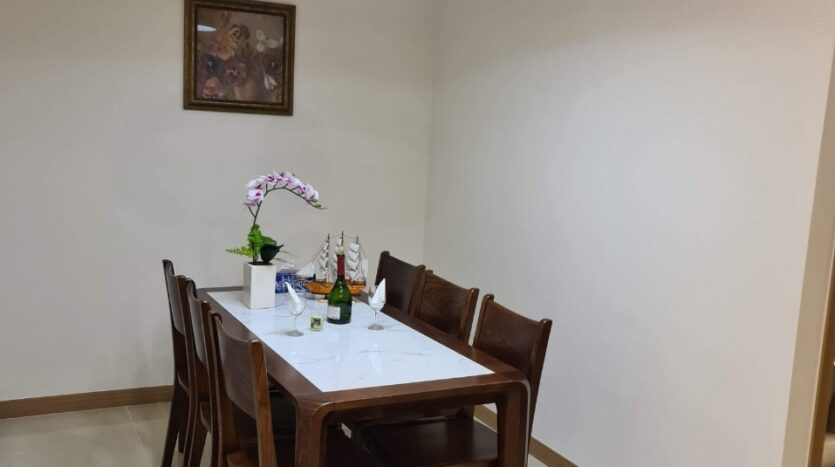 Cordial Apartment with 2 Bedrooms for Rent near Vo Chi Cong street 2