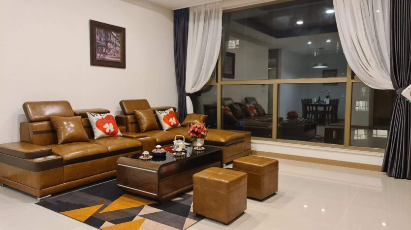 Cordial Apartment with 2 Bedrooms for Rent near Vo Chi Cong street 4