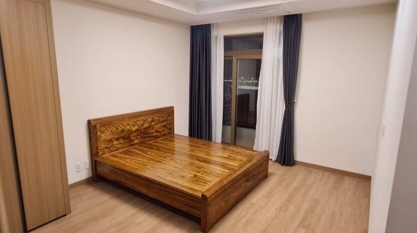 Cordial Apartment with 2 Bedrooms for Rent near Vo Chi Cong street 6