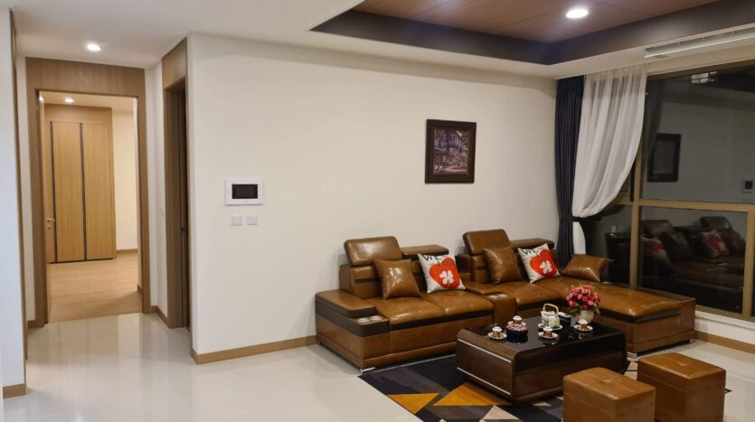 Cordial Apartment with 2 Bedrooms for Rent near Vo Chi Cong street 8