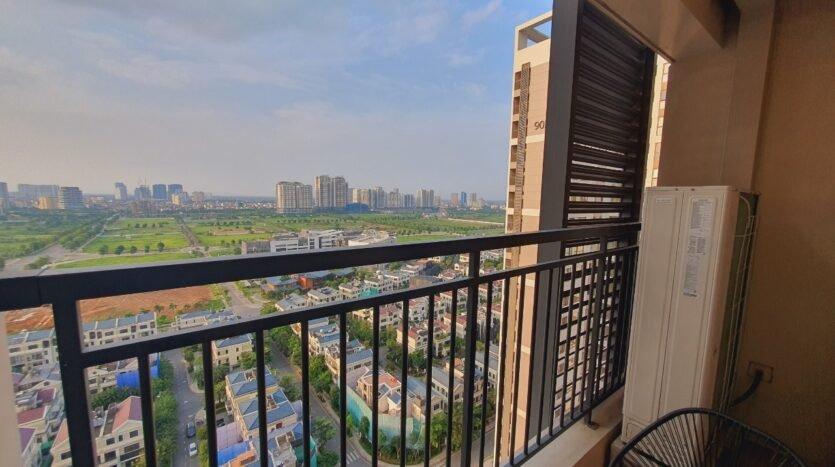 Enchanting Full Furniture Apartment in Starlake Hanoi for Rent 2