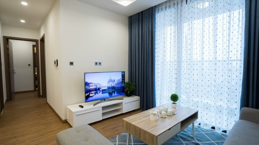 Green Style Apartment For Rent near Kim ma Street 10