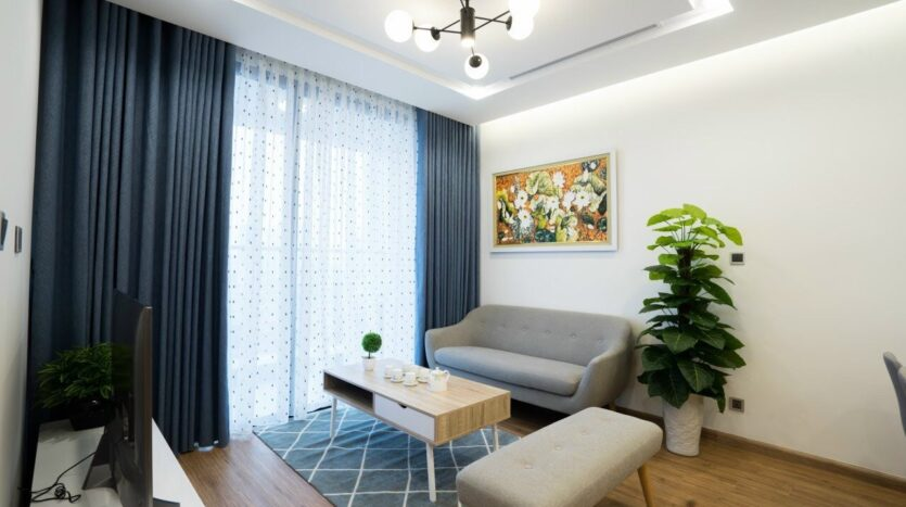 Green Style Apartment For Rent near Kim ma Street 6