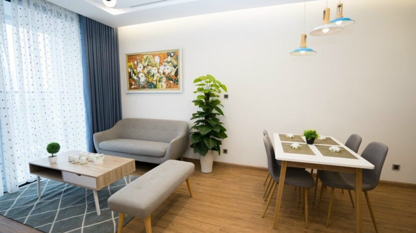 Green Style Apartment For Rent near Kim ma Street 7