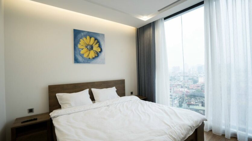 Green Style Apartment For Rent near Kim ma Street 8