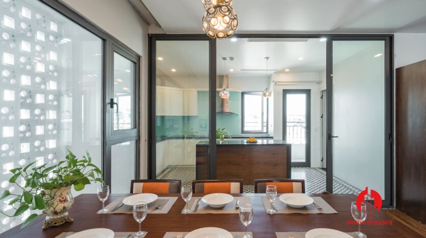 lake view duplex for rent in tay ho 12