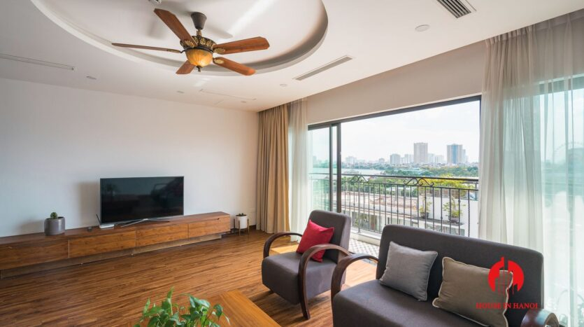 lake view duplex for rent in tay ho 8