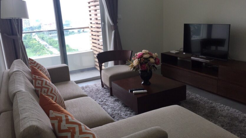 Captivating 2BRs Apartment for Rent in Lac Long Quan Street 10