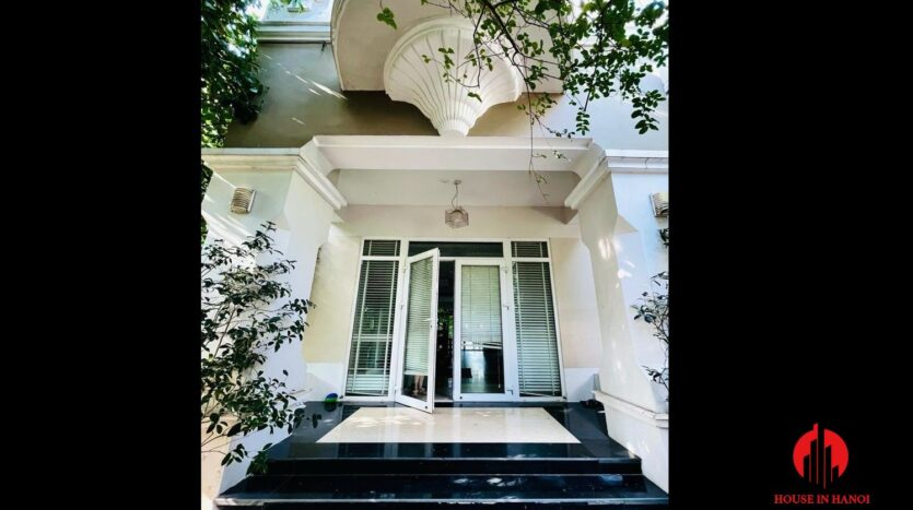 golf view villa for rent in hanoi close to nature 11