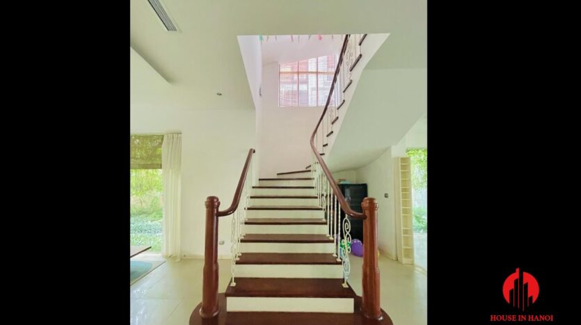 golf view villa for rent in hanoi close to nature 13