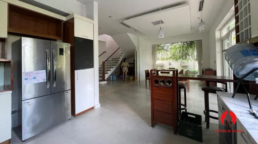 golf view villa for rent in hanoi close to nature 19