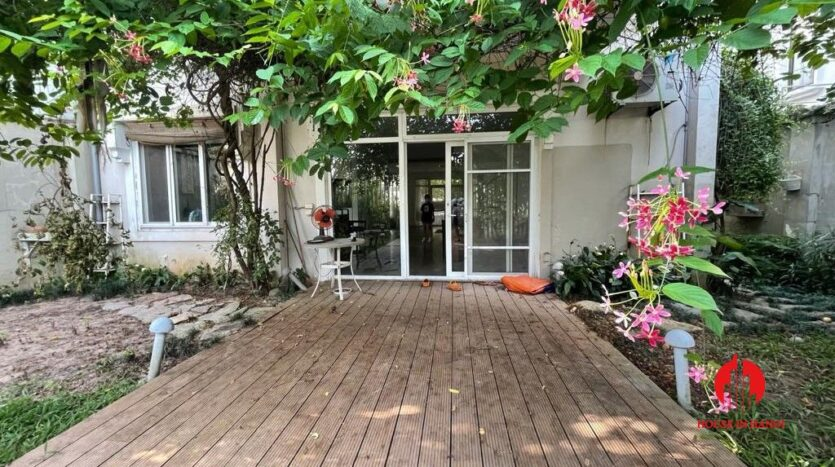 golf view villa for rent in hanoi close to nature 28