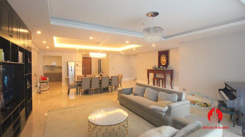 pool view 267m2 apartment in ciputra 10