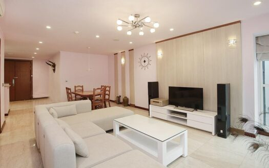 Suitable 3BRs Apartment for Rent in Ciputra Hanoi 22