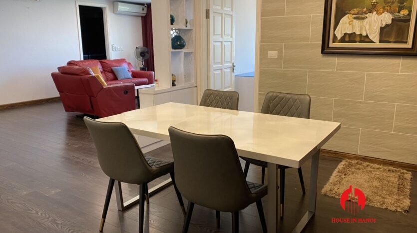renovated 154m2 3 bedroom apartment in e1 ciputra 1