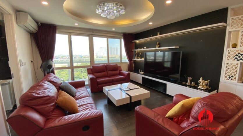 renovated 154m2 3 bedroom apartment in e1 ciputra 13
