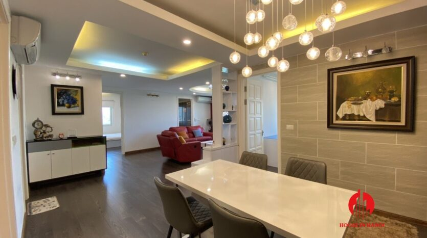 renovated 154m2 3 bedroom apartment in e1 ciputra 14