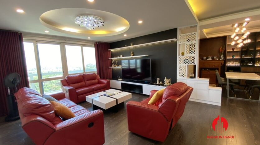 renovated 154m2 3 bedroom apartment in e1 ciputra 19